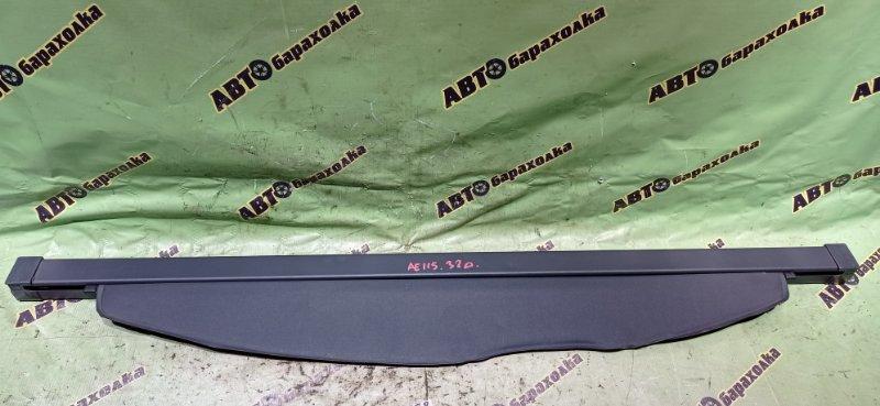 Шторка багажника Toyota Sprinter Carib AE115 7A-FE 1995 задняя