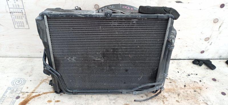 Радиатор основной Toyota Hiace RZH112 1RZ-E 2002