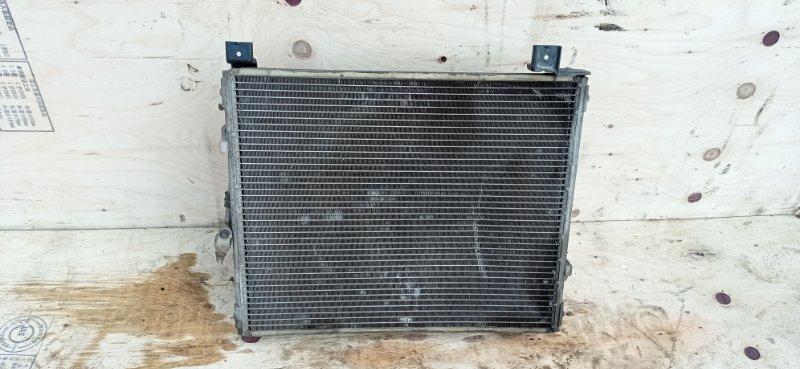 Радиатор кондиционера Toyota Hiace RZH112 1RZ-E 2002