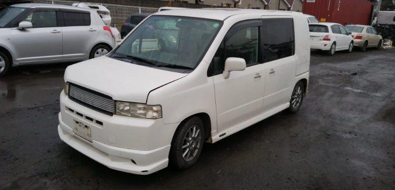 Ноускат Honda Mobilio Spike GK1 L15A 2004