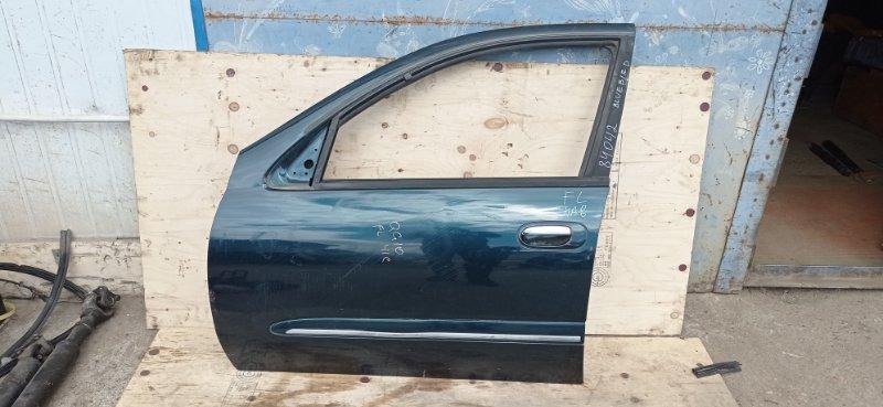 Дверь Nissan Bluebird Sylphy QG10 QG18(DE) 2004 передняя левая