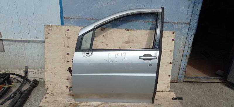 Дверь Nissan Liberty RM12 QR20(DE) 2002 передняя левая