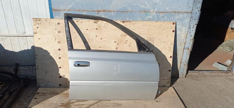 Дверь Toyota Carina AT211 7A-FE 2001 передняя правая