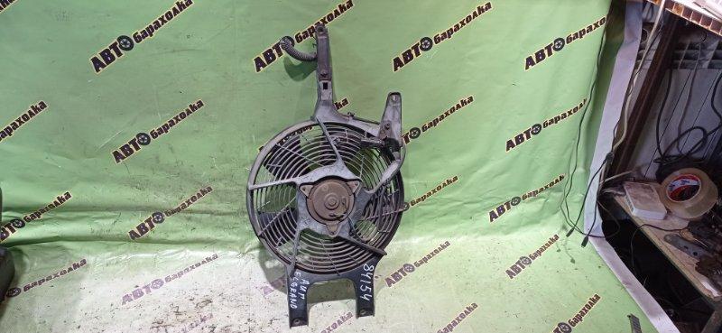 Вентилятор радиатора Nissan Elgrand AVE50 QD32
