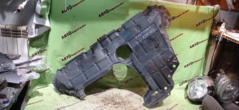 Защита двигателя Toyota Vanguard GSA33 2GR-FE 2010