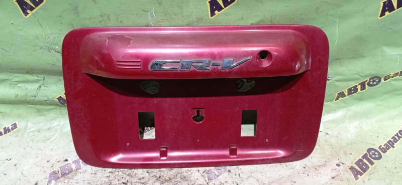 Рамка для номера Honda Cr-V RD1 задняя