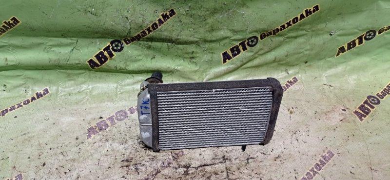 Радиатор печки Toyota Altezza Gita JCE15 2JZ-GE 2001