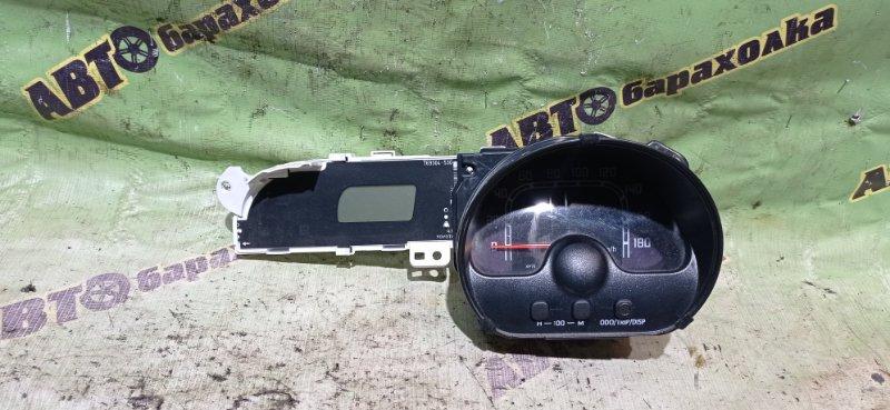 Спидометр Toyota Spade NCP141 1NZ-FE 2014