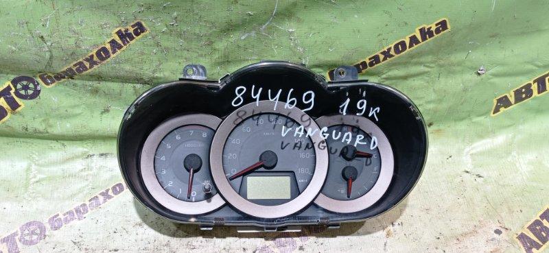 Спидометр Toyota Vanguard GSA33 2GR-FE 2010