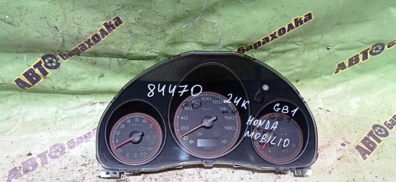 Спидометр Honda Mobilio GB1 L15A 2004