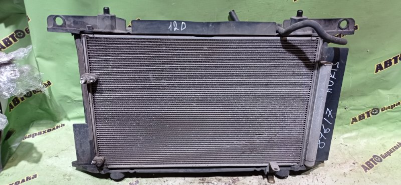 Радиатор основной Toyota Auris NZE151 1NZ-FE 2006