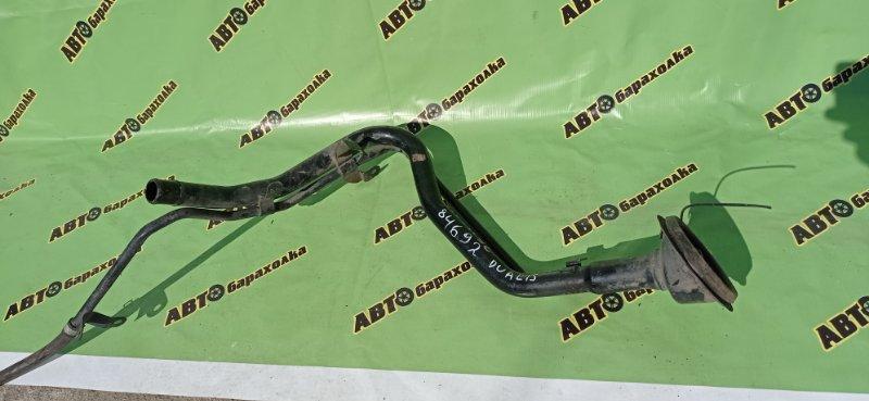 Горловина топливного бака Nissan Dualis J10 MR20(DE) 2007