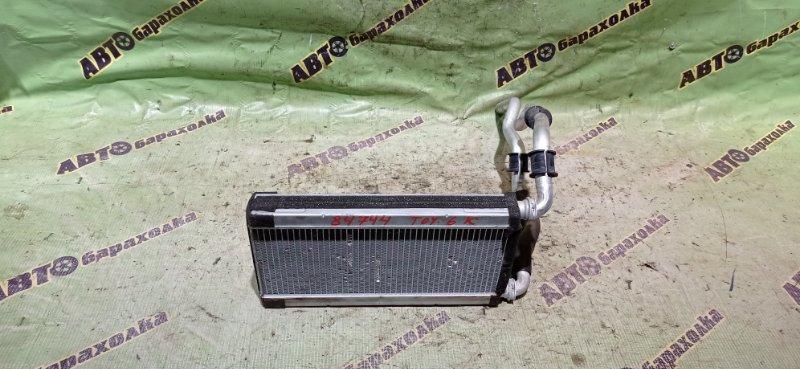 Радиатор печки Toyota Mark Ii GX110 1G-FE (BEAMS) 2000