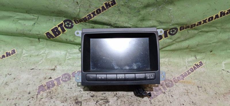 Монитор Toyota Mark Ii JZX110 1JZ-FSE 2000