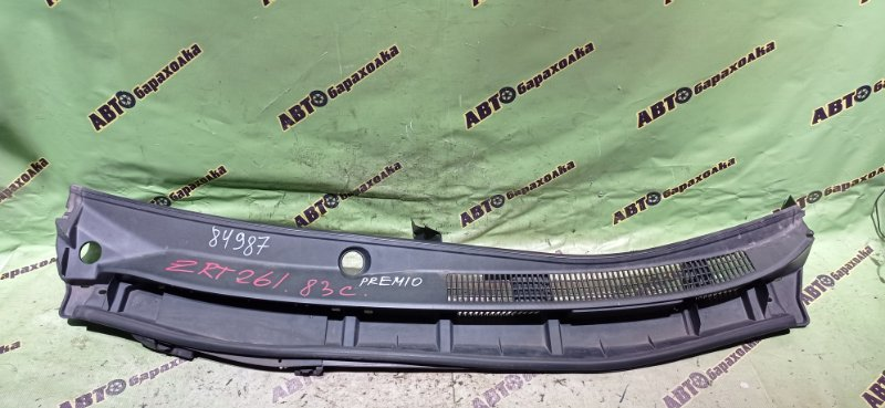 Жабо Toyota Premio ZRT261 3ZR-FAE 2008