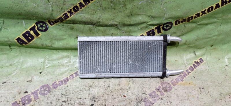 Радиатор печки Suzuki Alto HA25S K6A 2010