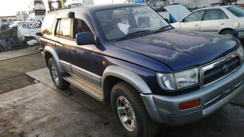Двигатель Toyota Hilux Surf KZN185 1KZ-TE 1996