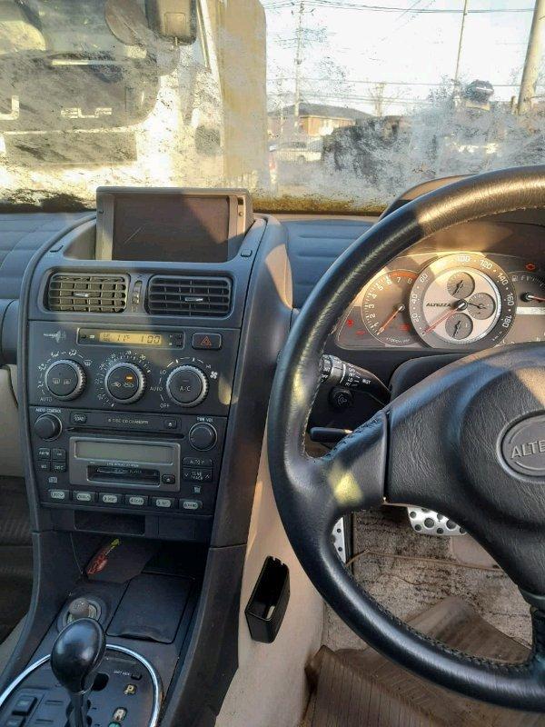 Магнитофон Toyota Altezza Gita JCE15 2JZ-GE 2001