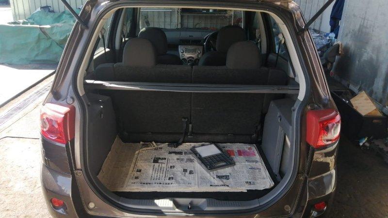 Шторка багажника Mazda Demio DY3W ZJ 2006 задняя