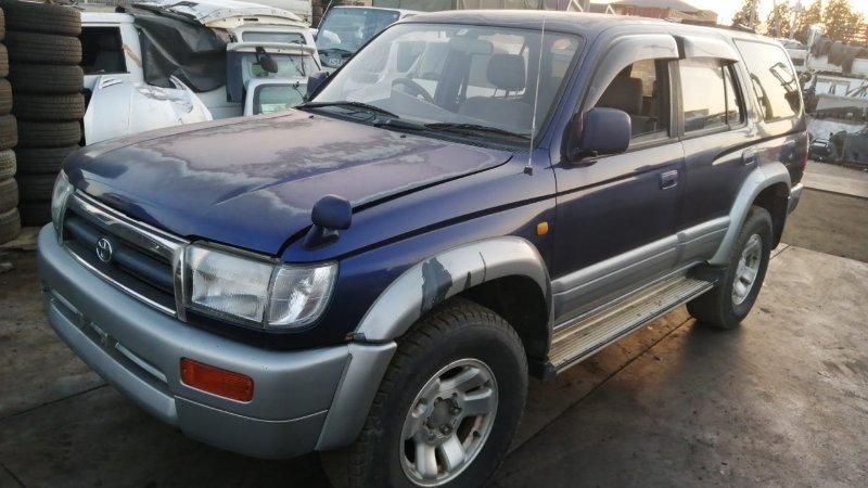 Печка Toyota Hilux Surf KZN185 1KZ-TE 1996 задняя