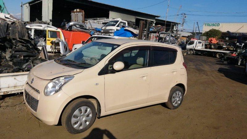 Стекло двери Suzuki Alto HA25S K6A 2010 переднее левое