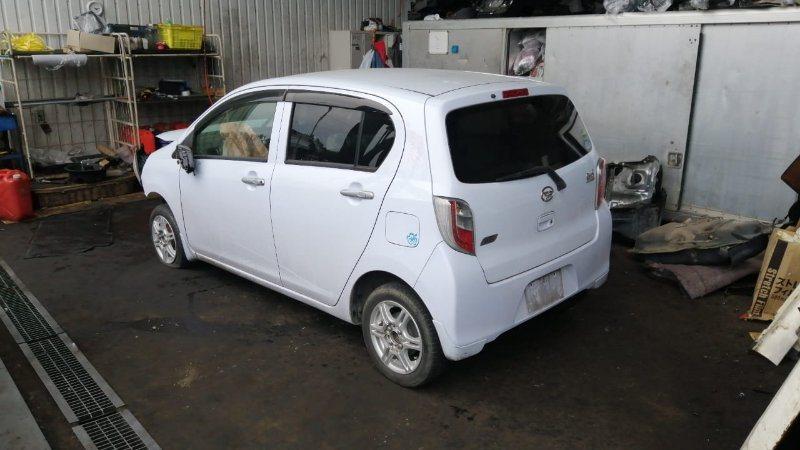Стойка Daihatsu Mira E:s LA300S KF-VE3 2012 передняя
