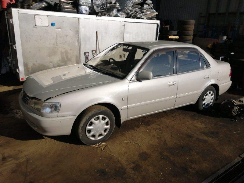 Стекло двери Toyota Corolla AE110 5A-FE 2000 заднее левое