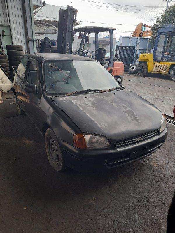 Стекло двери Toyota Starlet EP91 4E-FE 1997 переднее правое
