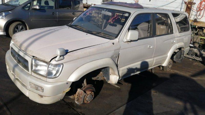 Стекло двери Toyota Hilux Surf KZN185 1KZ-TE 1996 переднее левое