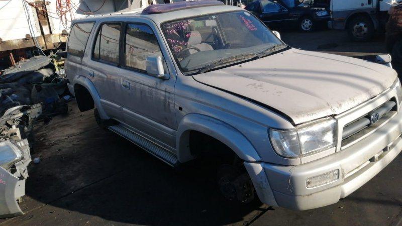 Стекло двери Toyota Hilux Surf KZN185 1KZ-TE 1996 переднее правое