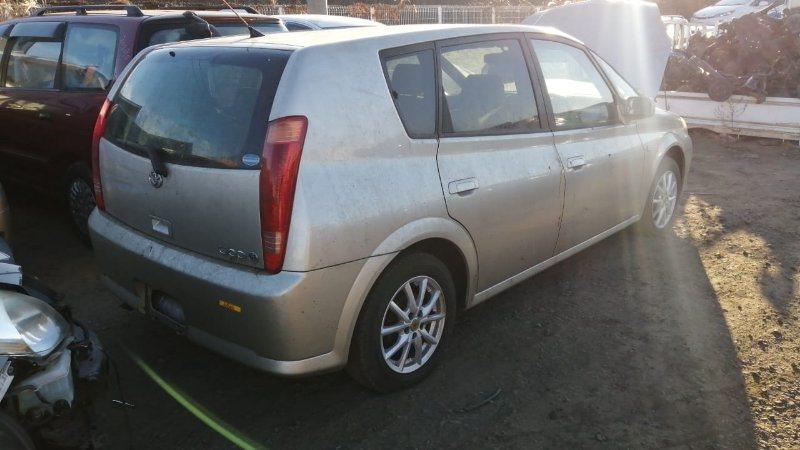 Стекло двери Toyota Opa ACT10 1AZ-FSE 2000 переднее левое
