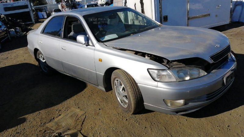 Стекло двери Toyota Windom MCV21 2MZ-FE 1996 переднее правое