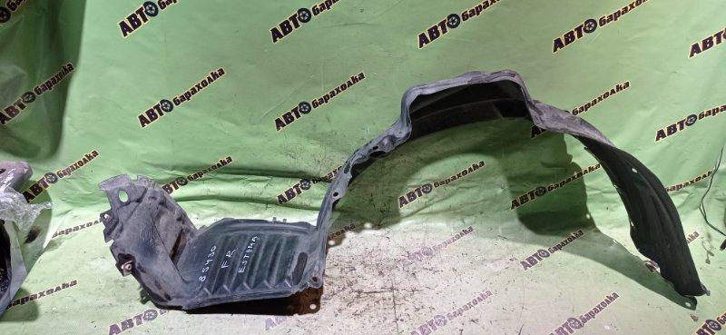 Подкрылок Toyota Estima MCR30 1MZ-FE 2003 передний правый