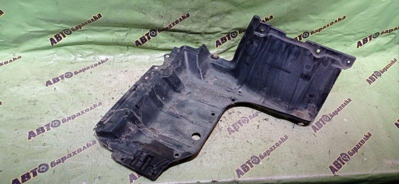 Защита двигателя Toyota Wish ZGE20 2ZR-FAE 2009 передняя правая