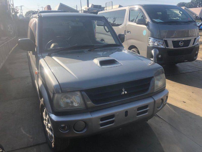 Бензобак Mitsubishi Pajero Mini H58A 4A30 1999