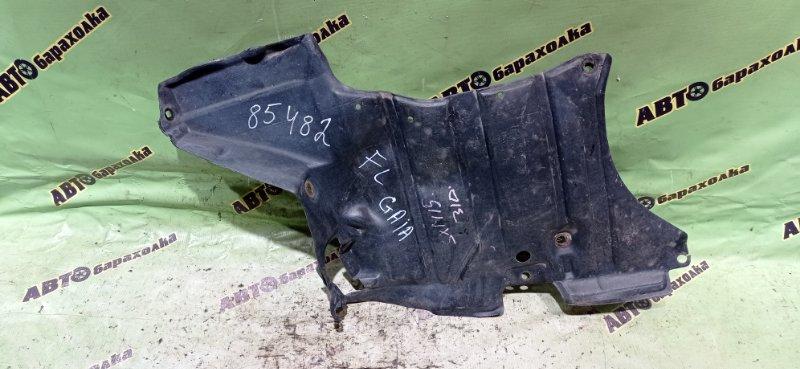 Защита двигателя Toyota Gaia SXM15 3S-FE 2000 передняя левая