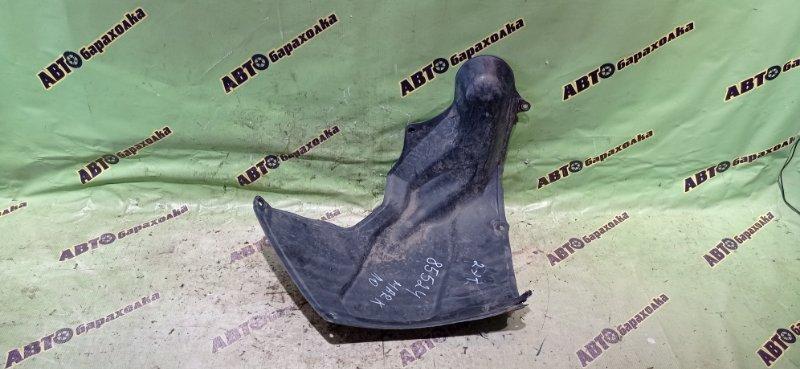 Защита горловины бензобака Toyota Mark Ii JZX110 1JZ-FSE 2000
