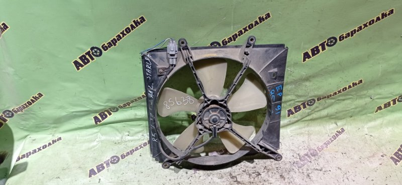 Вентилятор радиатора Toyota Starlet EP91 4E-FE 1997