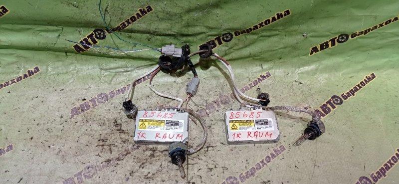 Блок розжига ксенона Toyota Raum NCZ20 1NZ-FE 2007