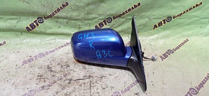 Зеркало Honda Hr-V GH3 D16A 2001 переднее правое
