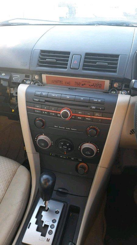 Селектор акпп Mazda Axela BKEP LF 2003