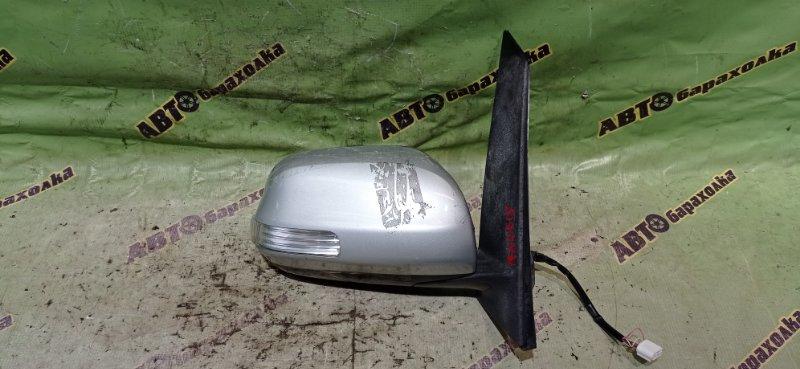 Зеркало Toyota Ractis SCP100 переднее правое