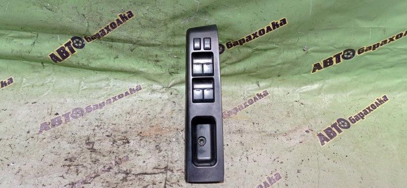 Пульт стеклоподъемника Nissan Lafesta B30 передний правый