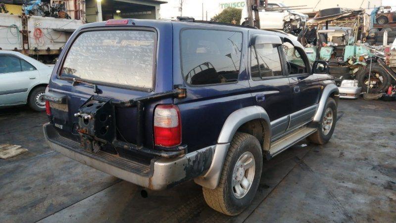 Дефендер Toyota Hilux Surf KZN185 1KZ-TE 1996 задний правый