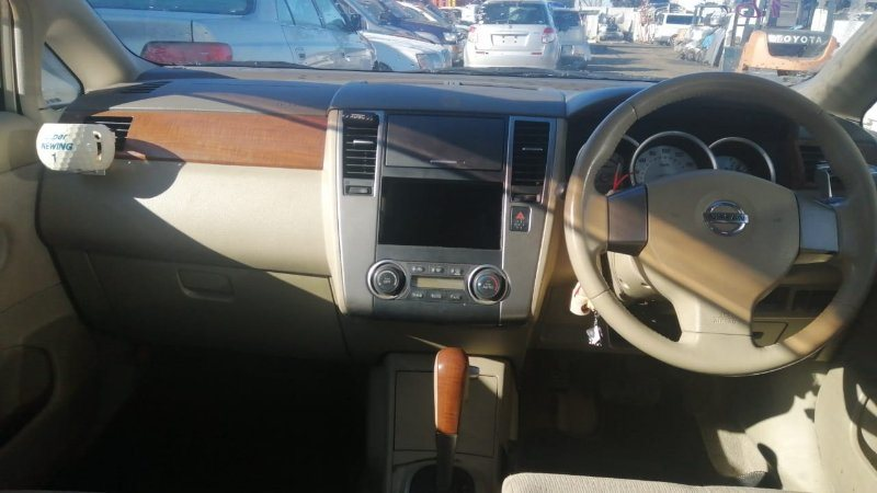 Airbag пассажирский Nissan Tiida Latio SC11 HR15 2007