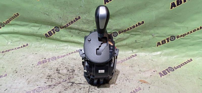 Селектор акпп Suzuki Splash XB32S K12B 2008