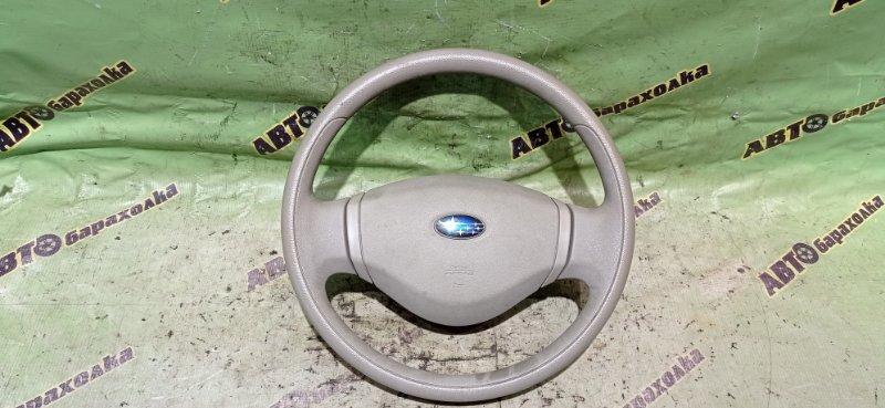 Руль с airbag Subaru R2 RC1 EN07 2004