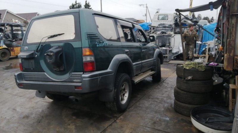 Стоп Toyota Land Cruiser Prado KZJ95 1KZ-TE 1997 задний правый