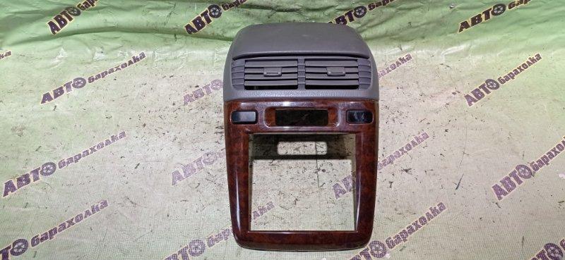 Консоль магнитофона Toyota Gaia SXM15 3S-FE 2000