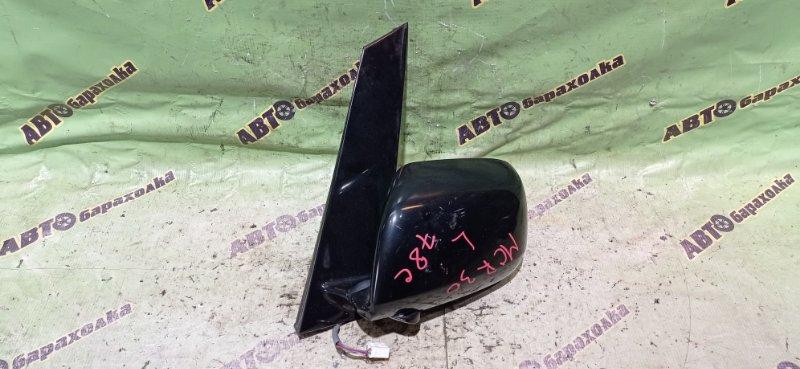 Зеркало Toyota Estima MCR30 1MZ-FE 2003 переднее левое